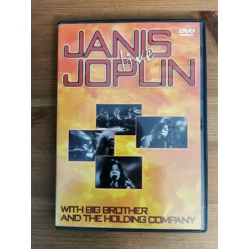 Janis Joplin live DVD