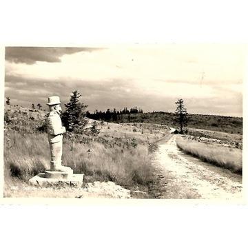 Szary Człowiek w Górach Bystrzyckich (Grauer Man)