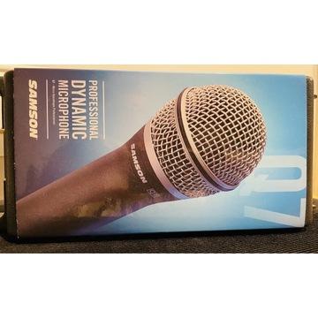Mikrofon SAMSON Q7 - nowy