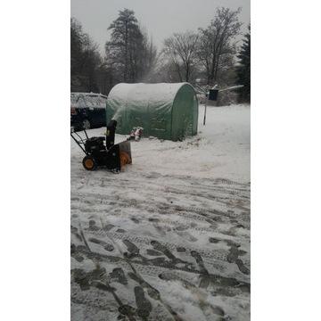 Odśnieżarka LONCIN 6,5KM Snow SPIDER rozrusznik