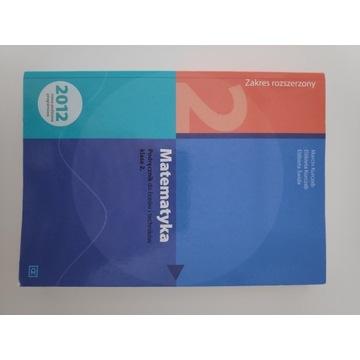 Matematyka Podręcznik klasa 2 Oficyna Edukacyjna