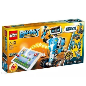 LEGO BOOST 17101 Zestaw Kreatywny 5w1