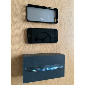 iPhone 5S 64GB czarny