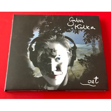 Gaba Kulka - Out CD digipack