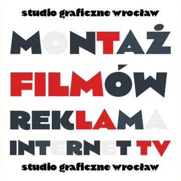 MONTAŻ FILMÓW FILMY INTRO REKLAMA ADS YOUTUBE 4K