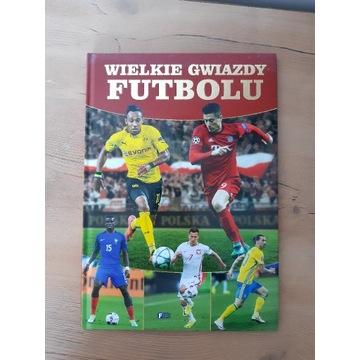 ksiązka wielkie gwaizdy futbolu