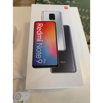 Smartphone Redmi Note 9pro+power beats+karta SD