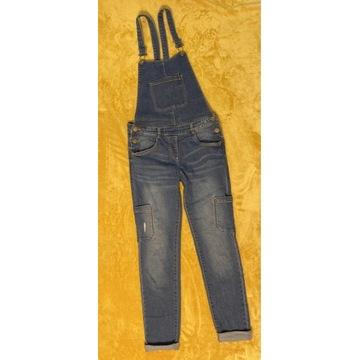 Spodnie jeans tape a loeil