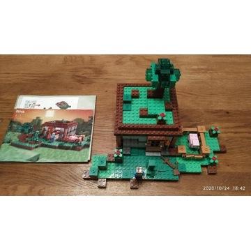 Zestaw LEGO Minecraft 21115