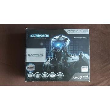 Sapphire Radeon R7 250 Ultimate 1GB GDDR5