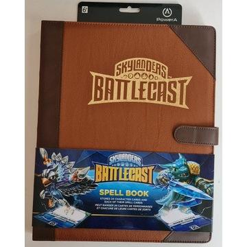 Skylanders Battlecast Official Spell Book