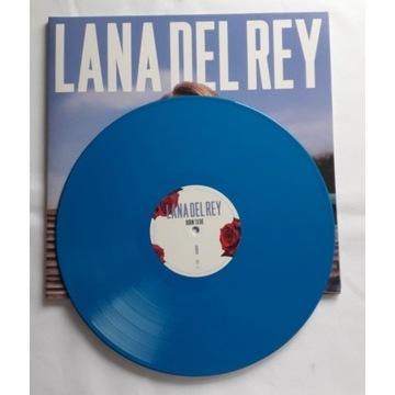 LANA DEL REY Born To Die very RARE blue winyl NM