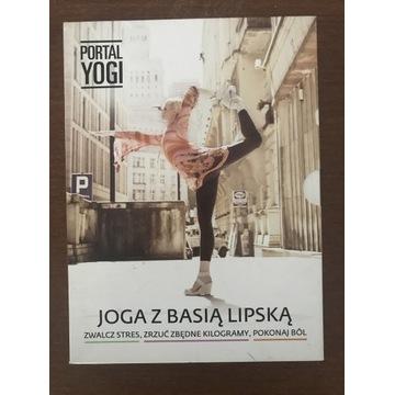 Joga z Basia Lipska - 4 dvd