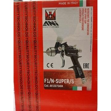 Pistolet lakierniczy F1/N-super 1.2