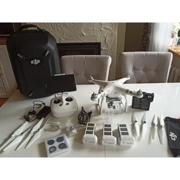 Dron DJI Phantom 3 Advanced - mega zestaw!!!