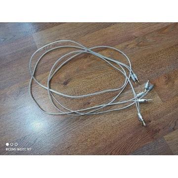 Kable głośnikowe qed wtyki bananowe Nakamichi