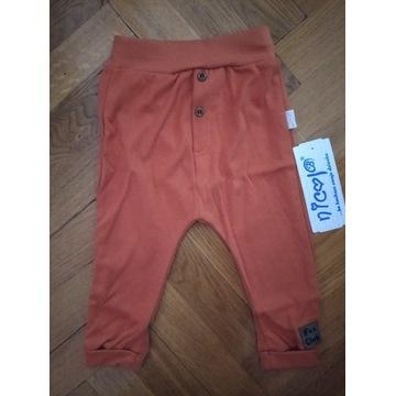 Spodnie dla chłopca 68