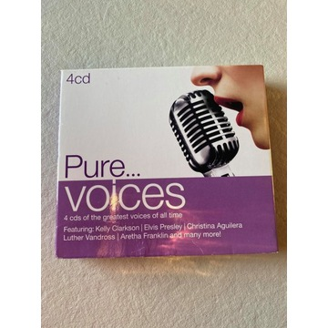 Pure Voices 4 CD