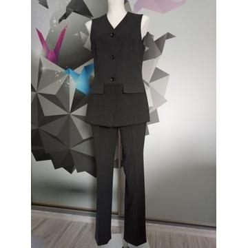 garnitur, kostium 3-częściowy damski
