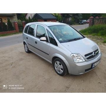 Opel Meriva A 1.6 8V 2004 rok