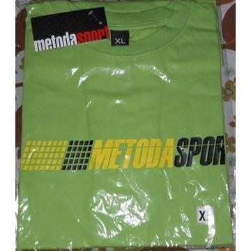 T-shirt Metoda Sport rozmiar XL