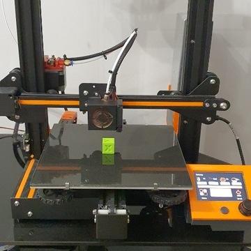 Ender 3 PRO Ultra cicha drukarka 3D lepsza niż V2