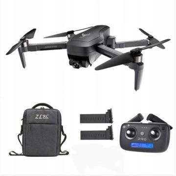 Dron SG906 PRO GPS WiFi 4k Gimbal 1200m 2xAKU
