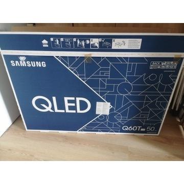 Samsung qled Q60T 50 cali nowy WADA