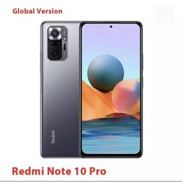 Xiaomi Redmi Note 10 Pro Snapdragon   CZARNY
