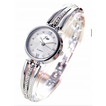 Elegancki damski zegarek. Licytacja od 1 zł