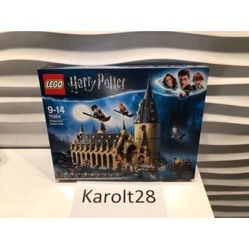 LEGO 75954 - Wielka Sala w Hogwarcie