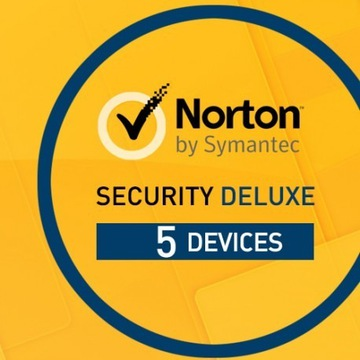 Norton Security Deluxe 180 DNI 5 PC PL