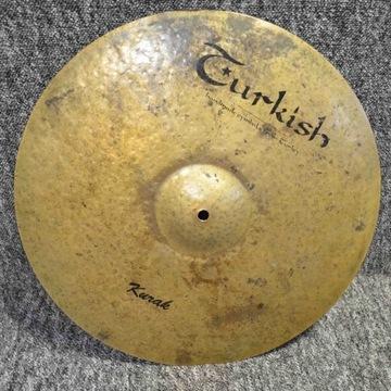 Crash Turkish Kurak 18 - piękne ciemne brzmienie