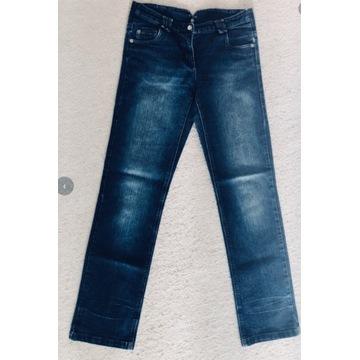 Dior jeansy z Paryża