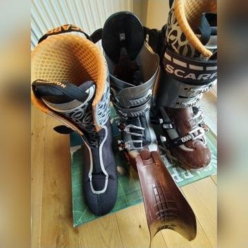 buty skiturowe SCARPA Mobe - rozmiar 295mm