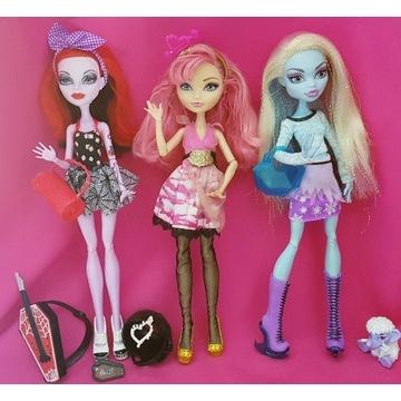Lalki Monster High Monster High zestaw