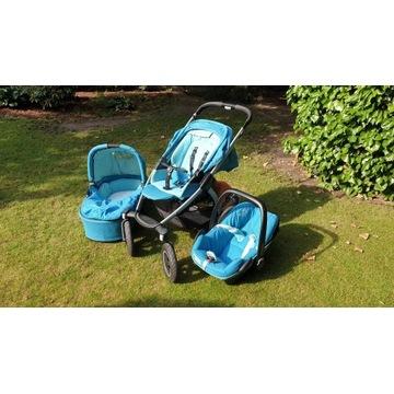 Wózek dziecięcy 3w1 Maxi-Cosi