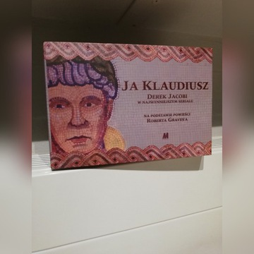Ja Klaudiusz 5 x dvd wydanie kolekcjonerskie ideał