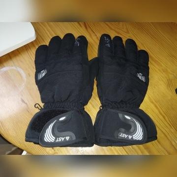 Rękawice zimowe narciarskie AST M