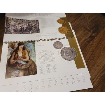 Kalendarz NBP [UNIKAT]