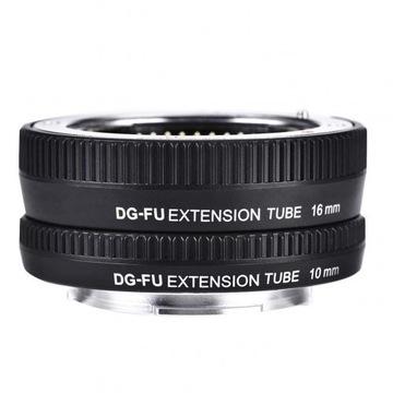 Pierścienie pośrednie Viltrox Fujifilm X