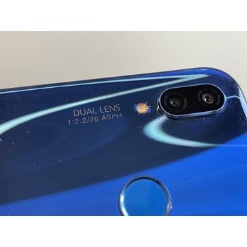Huawei P20 lite blue 64GB + 32GB