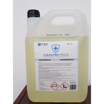 Płyn wirusobójczy do dezynfekcji powierzchni 5L.
