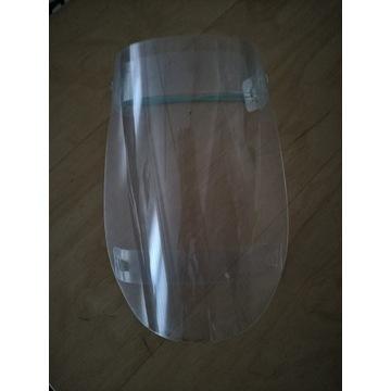 Przyłbica ochronna na twarz EKO 0.6mm