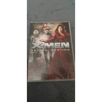X-Men ostatni bastion, dvd