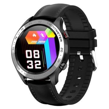 Sportowy smartwatch TACHYMETER R5