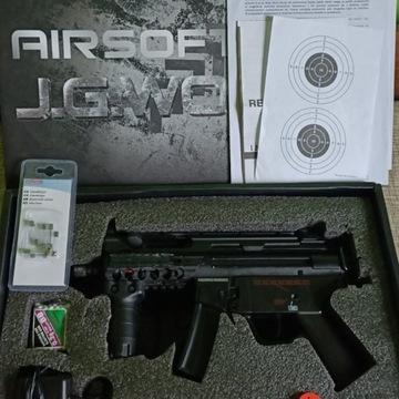 Replika pistoletu JGMP5