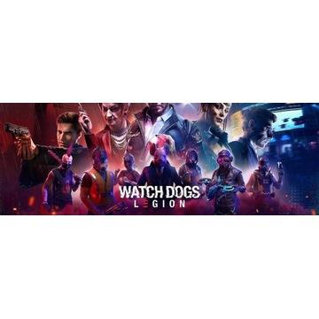 Watch Dogs Legion - konto Ubisoft