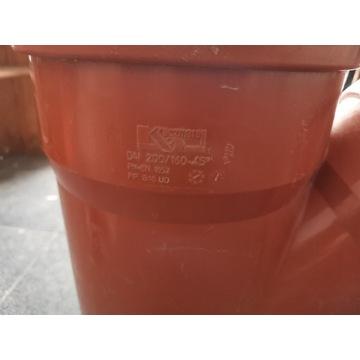 Kształtki kanalizacyjne PP, pcv-u