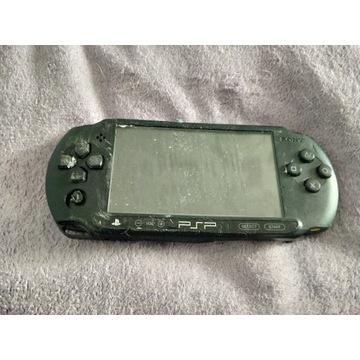 Licytacja Sony PSP-E1004 uszkodzona  A7